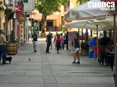 Las mascarillas, obligatorias en la calle donde no se pueda guardar 2 metros
