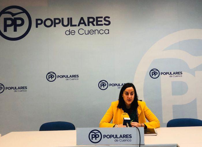 María Roldán, diputada regional por Cuenca del Partido Popular
