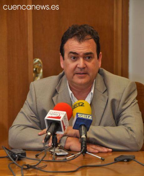 Gómez Cavero lamenta no estar en el comité de crisis de la gestión de la pandemia