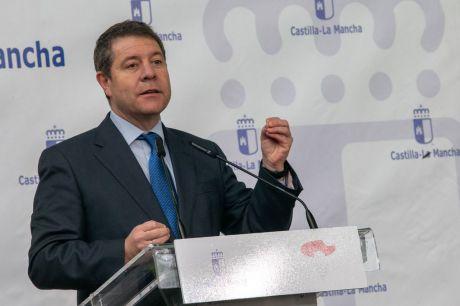 García-Page visita las instalaciones del Centro Operativo Provincial de Cuenca