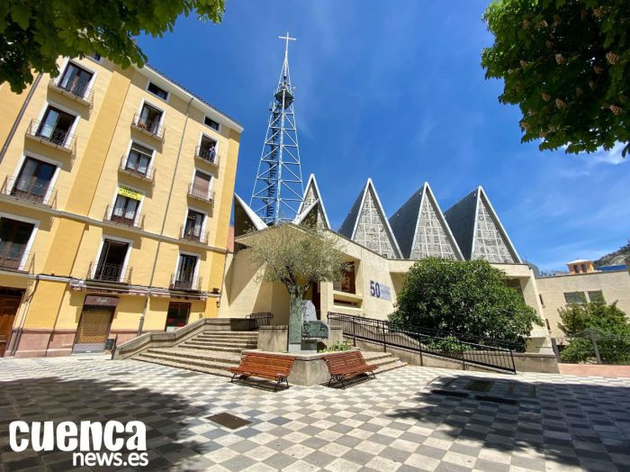 Parroquia San Esteban Protomartir de Cuenca