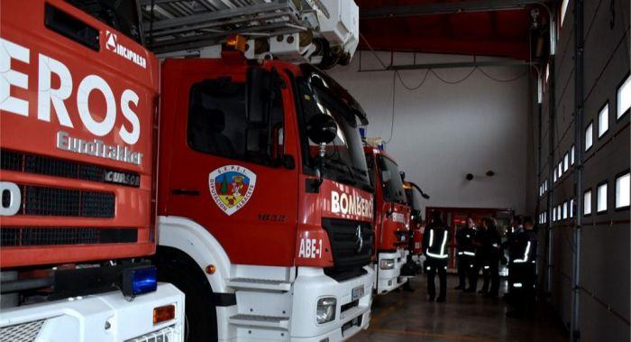 Servicio Provincial de Extinción de Incendios (SEPEI) de Albacete