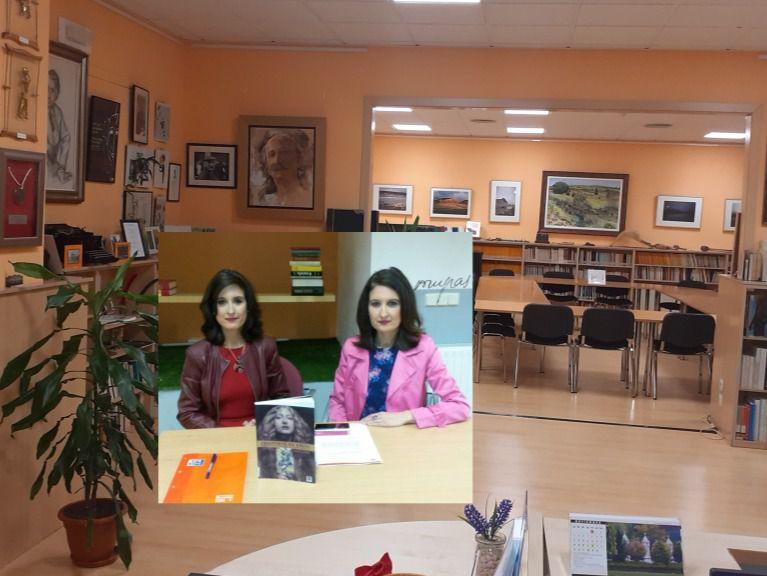 Las Profesoras Laura Lara y María Lara, Patronas de la Fundación Siglo Futuro