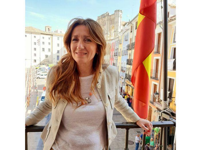 En imagen Cristina Fuentes