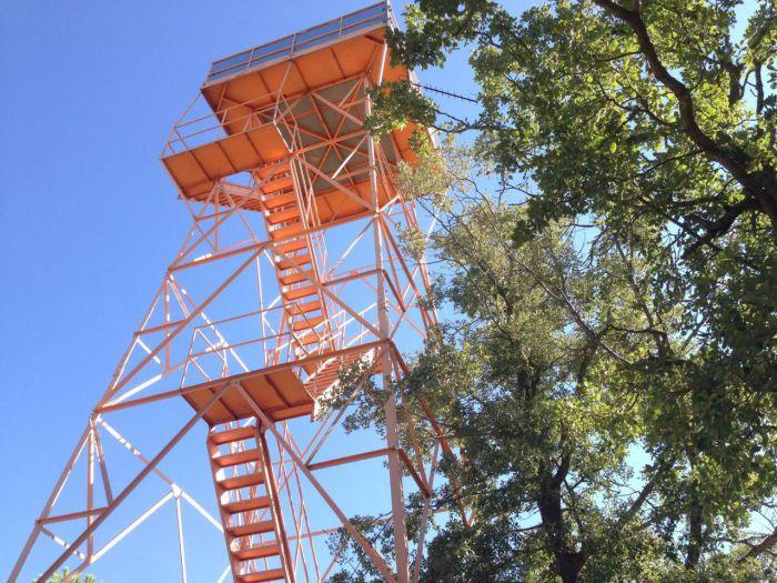 Sigue el riesgo alto de propagación de incendios en La Mancha conquense