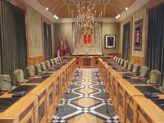 Este martes se reúne por primera vez la Mesa de Reconstrucción del Ayuntamiento