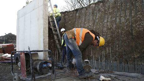 Se reducen los accidentes laborales en la provincia un 14 % en el primer trimestre