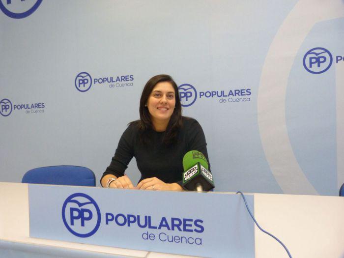 Beatriz Jiménez, diputada nacional del Partido Popular por la provincia