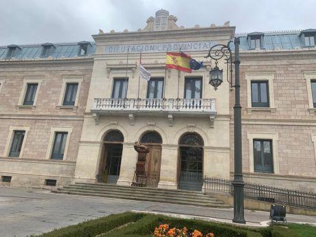Todos los servicios de la Diputación atenderán a partir del lunes con cita previa