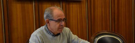 Francisco López asume las funciones de presidencia durante el permiso obligatorio de paternidad de Martínez Chana