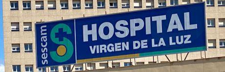 El Virgen de la Luz recupera la actividad quirúrgica con más de 360 intervenciones realizadas desde primeros de mayo
