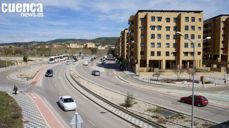 """Ponen en marcha la campaña """"Confinamos el coche, vivimos Cuenca"""""""