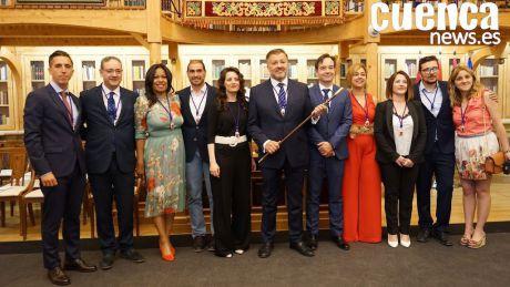Dolz remodela el equipo de gobierno municipal coincidiendo con el primer año de legislatura