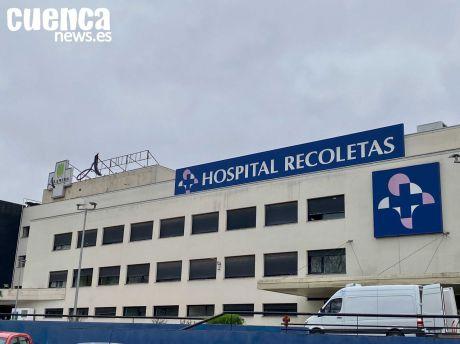 Hospital Recoletas de la capital conquense