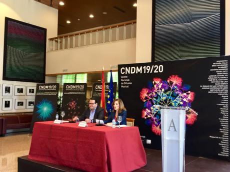 Cuenca en el programa del Centro Nacional de Difusión Musical