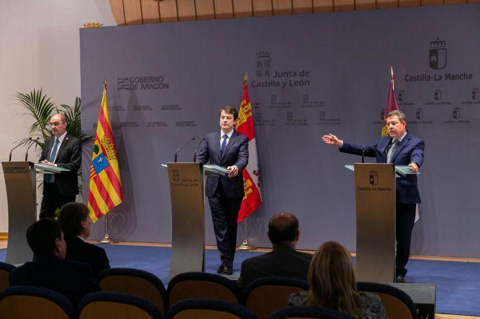 García-Page exige abrir el debate sobre la financiación autonómica para blindar los servicios básicos en provincias como la de Cuenca