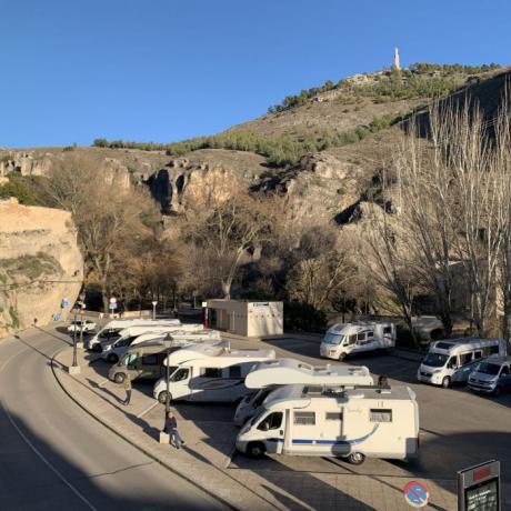 Ciudadanos logra unanimidad para crear un espacio municipal de aparcamiento para caravanas y autocaravanas