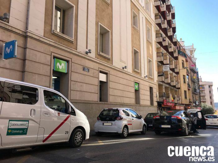 ACUTAX indica que pueden ocuparse todas las plazas de un taxi, aunque es recomendable dejar libre la de copiloto