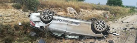 Un fallecido y seis heridos en un accidente de tráfico en la A-3