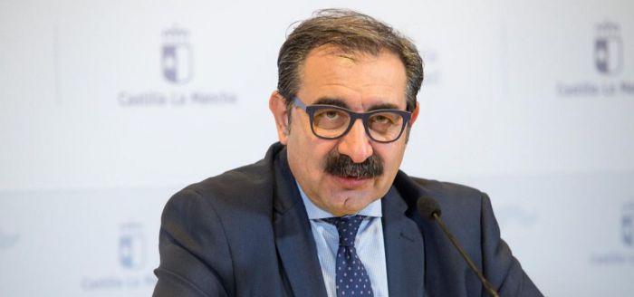 Jesús Fernández Sanz, consejero de Sanidad