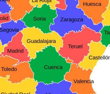 Piden que Cuenca, Soria y Teruel tengan ayudas de compensación y deducciones