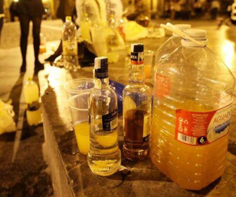 El Pedernoso prohíbe la celebración de botellones en la calle