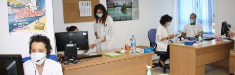 El equipo de vigilancia epidemiológica de Cuenca ha investigado más de 900 casos de Covid-19 y más de un millar de contactos