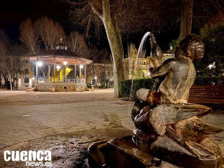 'Cuenca, en Marcha!' propone habilitar zonas para perros en los parques públicos