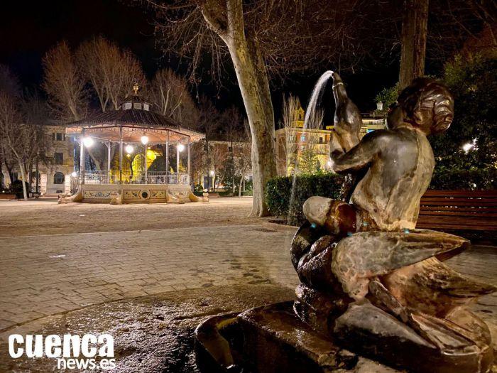 Parque de San Julián de Cuenca