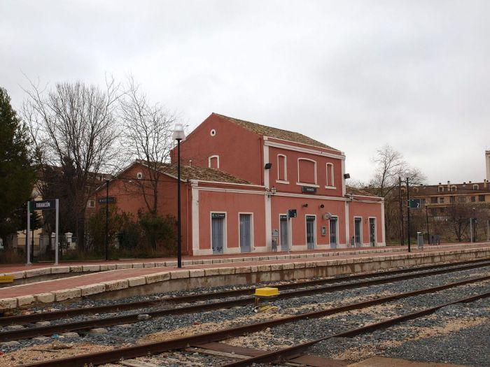 Estación de Taranción