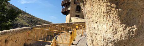 El Consorcio aprueba el proyecto para la reparación del muro y sustitución del colector de la calle Canónigos