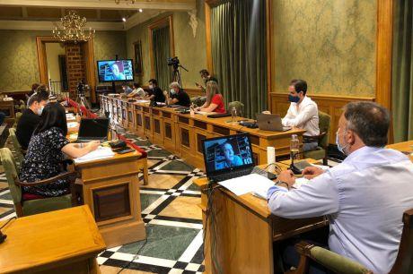 Unanimidad en el pleno del Ayuntamiento al pedir al Gobierno que flexibilice la regla de gasto