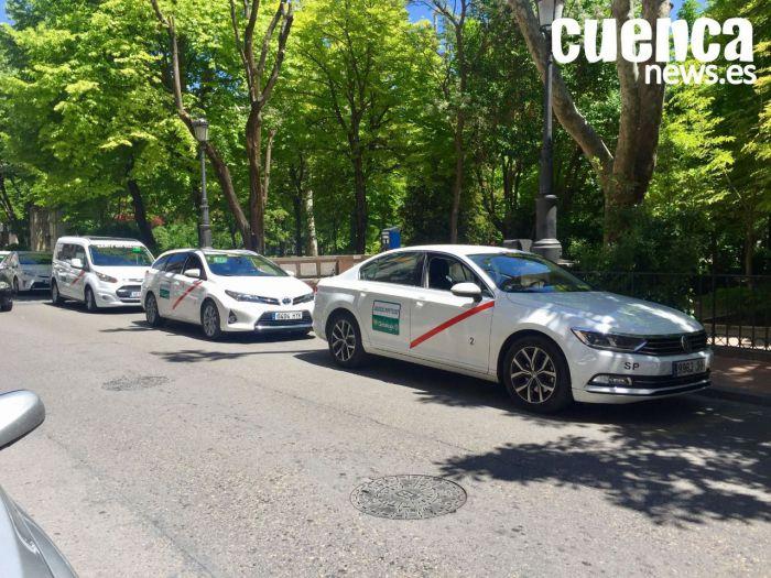 La Asociación de Taxistas calcula que la actividad del taxi se redujo un noventa por ciento durante el estado de alarma