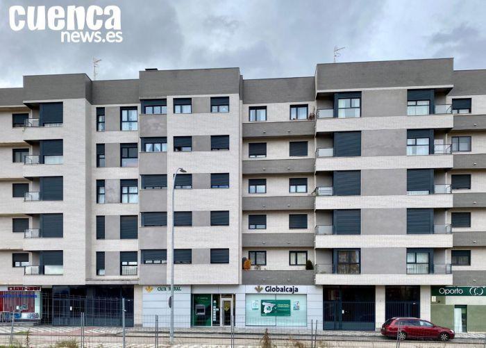 La compraventa de viviendas en Castilla-La Mancha cae un 24,3 % en junio