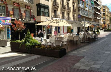 Se amplían los horarios de las terrazas una hora de domingo a jueves y se mantiene la de los fin de semana