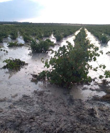 IU satisfecha con que el gobierno de coalición incluya a Cuenca en las ayudas por tormentas