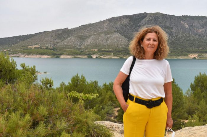 Carmen Torralba, senadora por el PSOE de Cuenca
