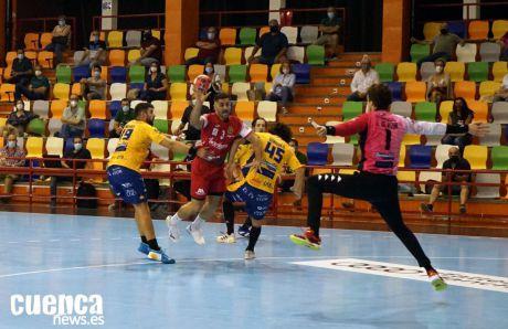 El Incarlopsa Cuenca vence con chispazos de calidad en su debut liguero (26-18)