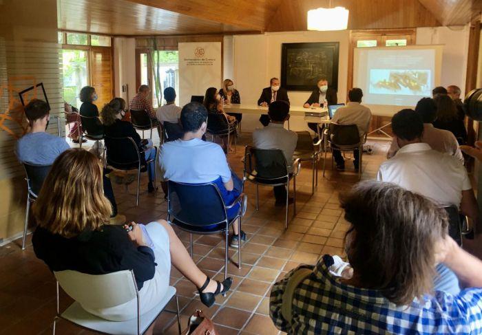 El Ayuntamiento inicia una ronda de reuniones para presentar el estudio de viabilidad de las escaleras mecánicas de San Martín a la ciudadanía