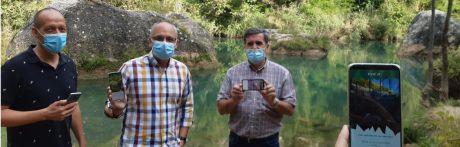 Se pone en marcha la APP ´River Up´ que te permite conectar con el Río Júcar a su paso por Cuenca