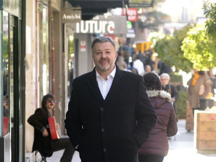 En imagen Darío Dolz