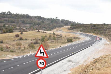 Las carreteras de la provincia sin accidentes mortales durante el fin de semana