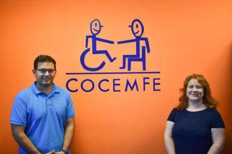 La federación Cocemfe en Cuenca forma a 8 jóvenes con discapacidad intelectual en labores de limpieza