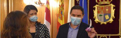 La Diputación promociona el Ajo Morado de Las Pedroñeras entre los consumidores jóvenes
