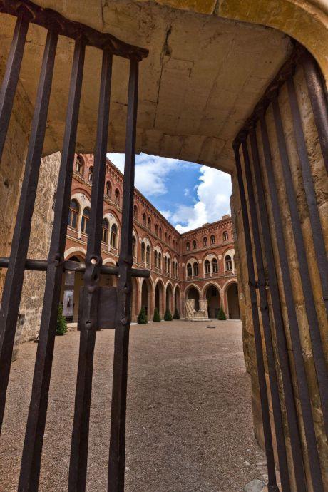 El Castillo de Belmonte en Cuenca elegido uno de los castillos más deslumbrantes de Europa, según Jetcost