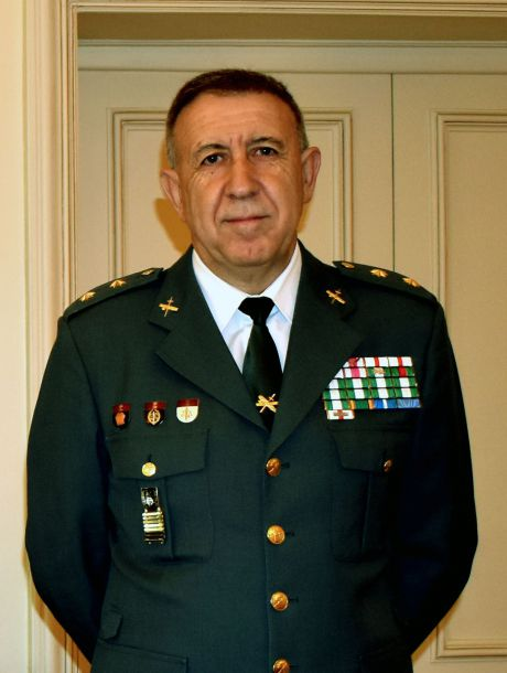 El conquense Alejandro Rodrigo, ascendido a teniente coronel de la Guardia Civil