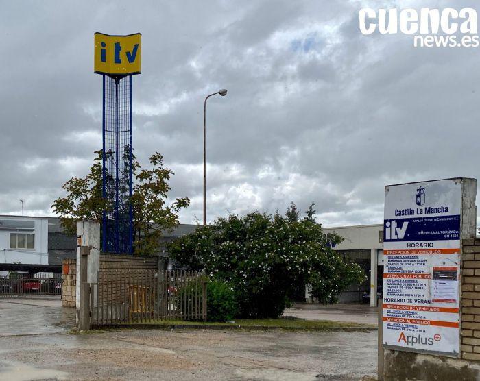Estación de la ITV en Cuenca