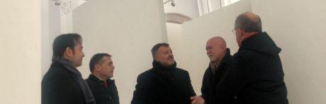 La exposición de la Colección Roberto Polo llegará a la antigua iglesia de Santa Cruz a mediados de noviembre