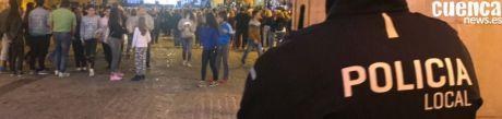 Desalojada una fiesta con 13 personas en una nave en la capital