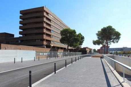 Trasladada al hospital de Albacete a una joven herida en un accidente laboral en Villanueva de la Jara